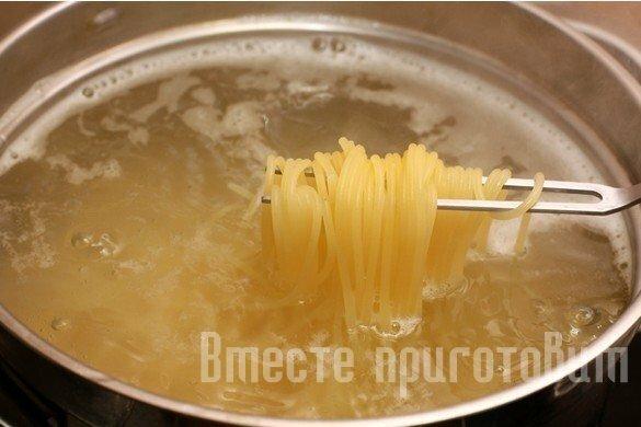 Варить макароны рецепт с фото